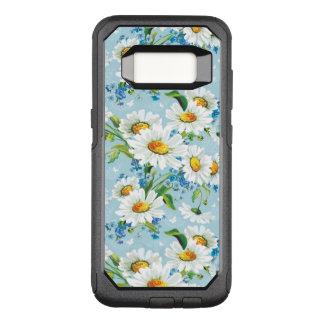 Coque Samsung Galaxy S8 Par OtterBox Commuter Beau motif floral lumineux élégant 2