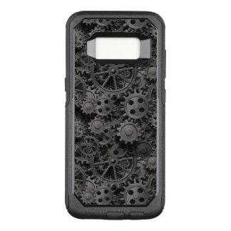 Coque Samsung Galaxy S8 Par OtterBox Commuter Beaucoup de vieilles vitesses en métal ou pièces