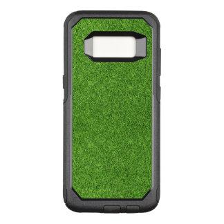Coque Samsung Galaxy S8 Par OtterBox Commuter Belle texture d'herbe verte de terrain de golf