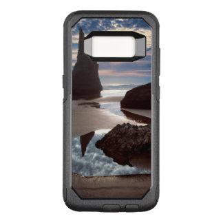 Coque Samsung Galaxy S8 Par OtterBox Commuter Bord de la route Épine-Formé de roche de visage du