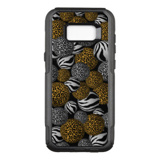 Coque Samsung Galaxy S8+ Par OtterBox Commuter Boules animales