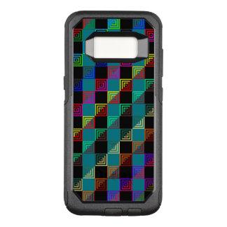 Coque Samsung Galaxy S8 Par OtterBox Commuter Carrés colorés à doses égales