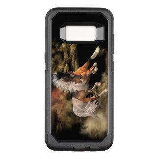 Coque Samsung Galaxy S8 Par OtterBox Commuter Cas de série de banlieusard de cheval de désert !