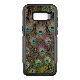 Coque Samsung Galaxy S8+ Par OtterBox Commuter Champ des plumes de paon