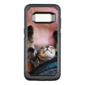 Coque Samsung Galaxy S8 Par OtterBox Commuter Chaton de sommeiller
