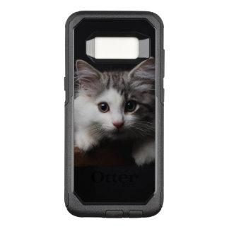 Coque Samsung Galaxy S8 Par OtterBox Commuter Chaton norvégien de forêt