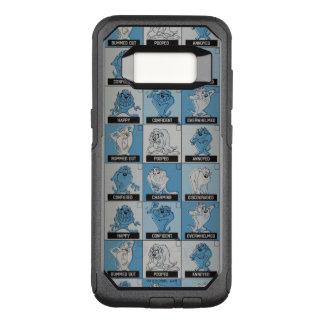 Coque Samsung Galaxy S8 Par OtterBox Commuter Checkbox d'émotion de TAZ™