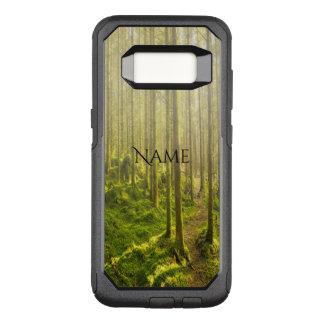 Coque Samsung Galaxy S8 Par OtterBox Commuter Chemin forestier d'enroulement dans le nom d'or de