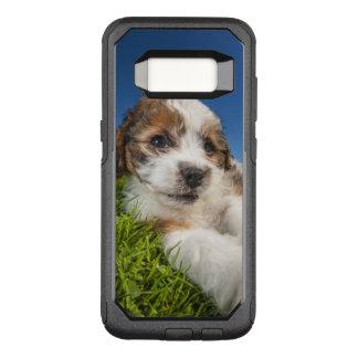 Coque Samsung Galaxy S8 Par OtterBox Commuter Chiot mignon (Shitzu)