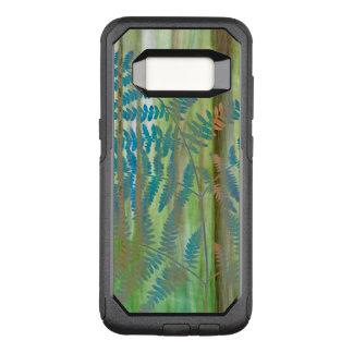 Coque Samsung Galaxy S8 Par OtterBox Commuter Collage des fougères et de la forêt | Seabeck, WA