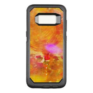 Coque Samsung Galaxy S8 Par OtterBox Commuter colorez le jaune sans couture d'arrière - plan