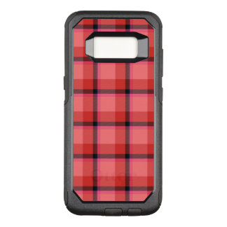 Coque Samsung Galaxy S8 Par OtterBox Commuter Conception de tartan
