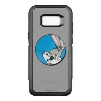 Coque Samsung Galaxy S8+ Par OtterBox Commuter Correction bleue de ™ de BUGS BUNNY rétro