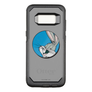 Coque Samsung Galaxy S8 Par OtterBox Commuter Correction bleue de ™ de BUGS BUNNY rétro