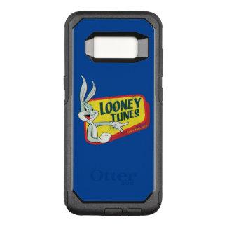 Coque Samsung Galaxy S8 Par OtterBox Commuter Correction LOONEY du ™ TUNES™ de BUGS BUNNY rétro