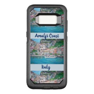 Coque Samsung Galaxy S8 Par OtterBox Commuter Côte d'Amalfi, banlieusard de la galaxie S8