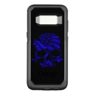 Coque Samsung Galaxy S8 Par OtterBox Commuter Crâne de bleu de l'Amérique
