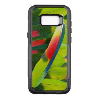 Coque Samsung Galaxy S8+ Par OtterBox Commuter D'Amazone de perroquet de plume toujours la vie