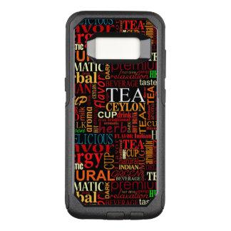 Coque Samsung Galaxy S8 Par OtterBox Commuter Étiquettes de thé