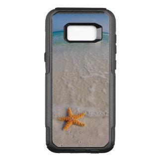 Coque Samsung Galaxy S8+ Par OtterBox Commuter Étoiles de mer sur la plage
