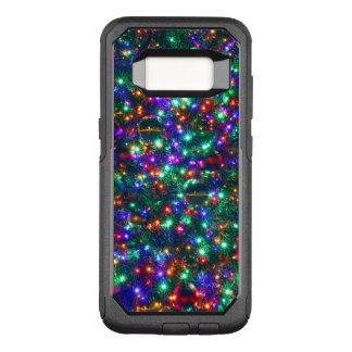 Coque Samsung Galaxy S8 Par OtterBox Commuter Étoiles de scintillement de Noël