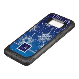 Coque Samsung Galaxy S8 Par OtterBox Commuter Flocons de neige abstraits
