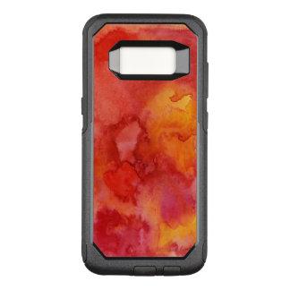Coque Samsung Galaxy S8 Par OtterBox Commuter Fond de peinture d'aquarelle