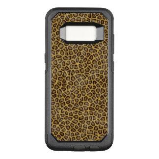 Coque Samsung Galaxy S8 Par OtterBox Commuter Fourrure de léopard