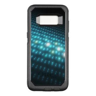 Coque Samsung Galaxy S8 Par OtterBox Commuter Globes bleus 3D