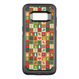 Coque Samsung Galaxy S8 Par OtterBox Commuter Grand motif de Noël
