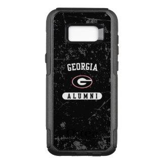 Coque Samsung Galaxy S8+ Par OtterBox Commuter Grunge des anciennes élèves   de la Géorgie