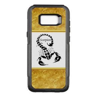 Coque Samsung Galaxy S8+ Par OtterBox Commuter Insecte très venimeux toxique de scorpion
