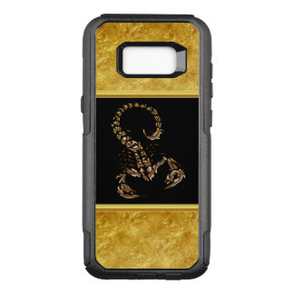 Coque Samsung Galaxy S8+ Par OtterBox Commuter Insecte très venimeux toxique en bronze de