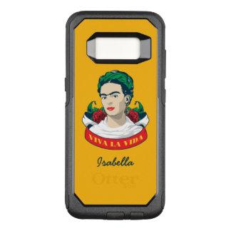 Coque Samsung Galaxy S8 Par OtterBox Commuter La Vida de vivats de Frida Kahlo |