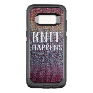 Coque Samsung Galaxy S8 Par OtterBox Commuter Le Knit se produit