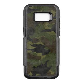 Coque Samsung Galaxy S8+ Par OtterBox Commuter Les militaires verts grunges frais de Camo
