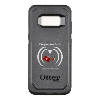 Coque Samsung Galaxy S8 Par OtterBox Commuter Logo traditionnel sur le cas de téléphone