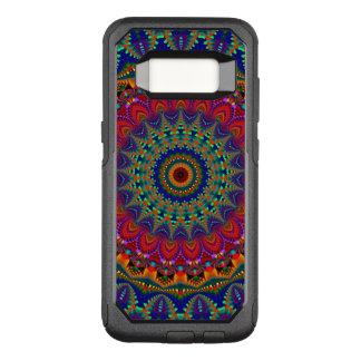 Coque Samsung Galaxy S8 Par OtterBox Commuter Mandala coloré
