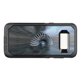 Coque Samsung Galaxy S8 Par OtterBox Commuter Mer congelée surréaliste