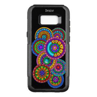 Coque Samsung Galaxy S8+ Par OtterBox Commuter Monde de caisse plus de la galaxie 8 d'Otterbox de