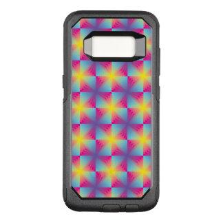 Coque Samsung Galaxy S8 Par OtterBox Commuter Mosaïque carrée abstraite de vecteur