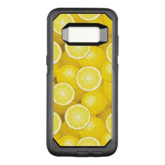 Coque Samsung Galaxy S8 Par OtterBox Commuter Motif 2 de citron