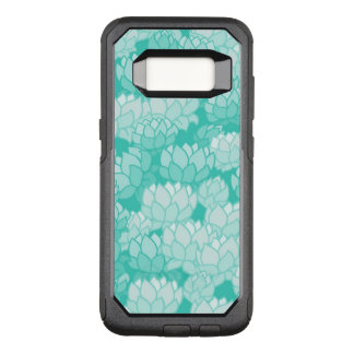 Coque Samsung Galaxy S8 Par OtterBox Commuter Motif 2 de Lotus