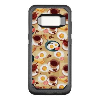 Coque Samsung Galaxy S8 Par OtterBox Commuter Motif 3 de petit déjeuner