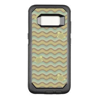 Coque Samsung Galaxy S8 Par OtterBox Commuter motif abstrait coloré, vagues