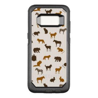 Coque Samsung Galaxy S8 Par OtterBox Commuter Motif animal 1