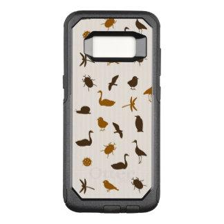 Coque Samsung Galaxy S8 Par OtterBox Commuter Motif animal 2