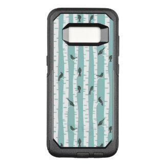 Coque Samsung Galaxy S8 Par OtterBox Commuter Motif avec des oiseaux et des arbres