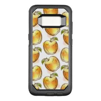 Coque Samsung Galaxy S8 Par OtterBox Commuter Motif avec le jaune