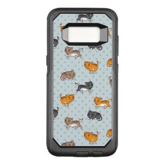 Coque Samsung Galaxy S8 Par OtterBox Commuter motif avec les chats drôles